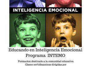 Curso Educando en Inteligencia Emocional. Programa INTEMO. Marzo 2018
